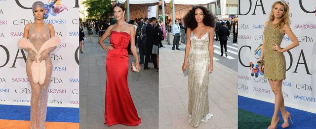 2014-CFDA-Red-Carpet-Dresses-Blake-Lively-Rihanna